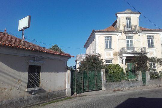 Casa Conselheiro Arnaldo Vidal, Oliveirinha